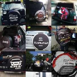 Cover/Sarung Ban Daihatsu Taruna/Rush/Terios/Jimny kobe escudo dua ena