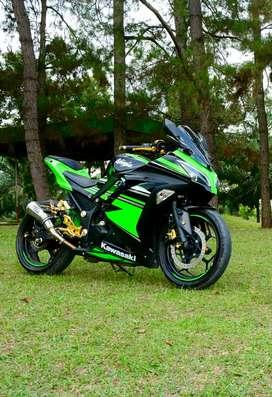 Ninja 250 fi SE LTD