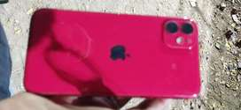 Iphone 11 64 gb red colour