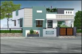 Individual Villa at exquisite location at fair pricing