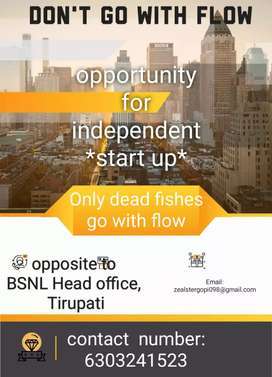 Opportunity for independent life