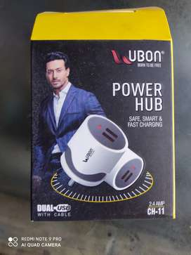 Best ubon charger with fast charging  best quality trustworthy product