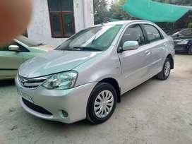 Toyota Etios GD, 2012, Diesel