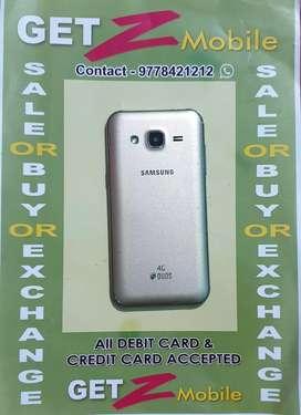 Samsung J2 17 Edition Gold
