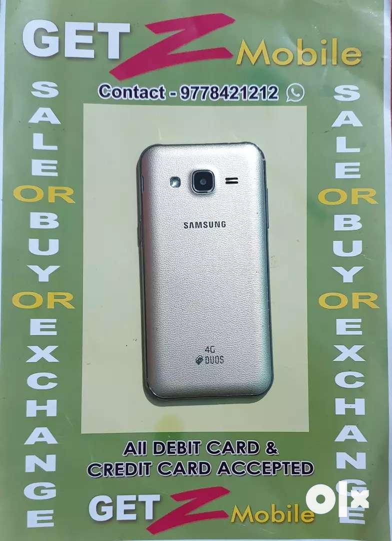 Samsung J2 17 Edition Gold 0
