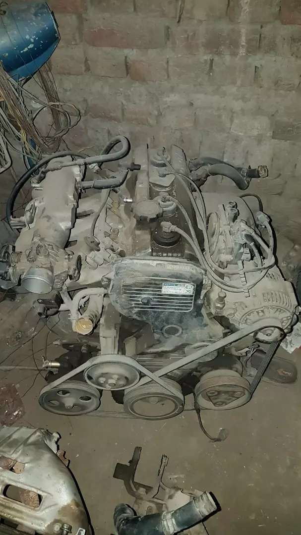 Toyota 3S engine 0