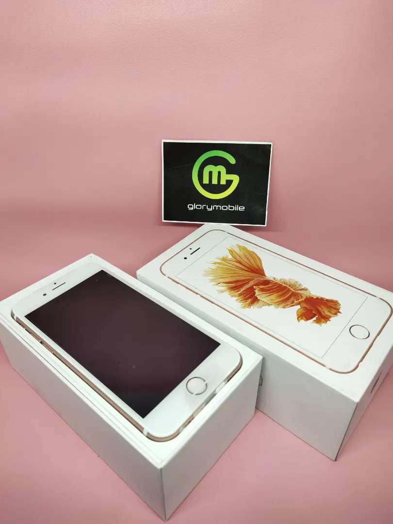 Second iPhone 6S 128Gb Fullset 0