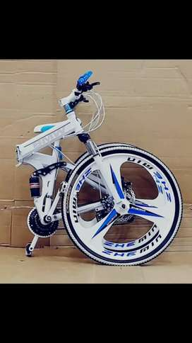 New X6BMW, AUDI, Being Human 21Gear Foldable cycles