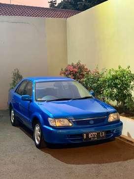 Toyota Soluna XLi 2002 Biru Manual Istimewa