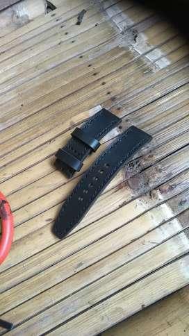 Strap tali jam tangan kulit
