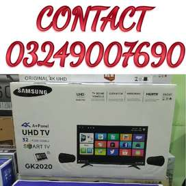 """Watch Live With 32"""" Samsung Smart FHD LED TV"""