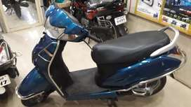 11700 km runned activa blue ist owner 2018 model