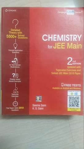 CENGAGE CHEMISTRY ALL IN ONE(2nd edition)