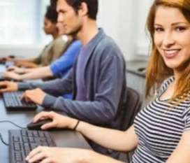 Computer operator is required for office in ranchi
