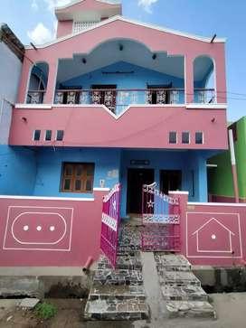 Individual House for rent near kalavai road ,Arcot.