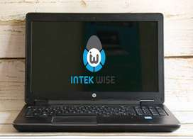 Workstation Laptop in HP Zbook i7 Processor, Used Laptop With Warranty