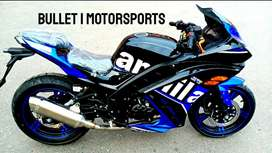 250cc latest Model at Bullet 1 Motorsports