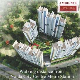 3 BHK Flats For Sale in Sector 50, Noida, 3 Sides Metro Connectivity