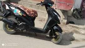 Honda Dio delux