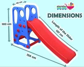 Slide for kidsAGE - This Kids Garden Slider can be used Indoors