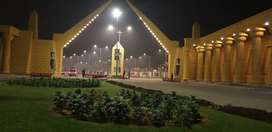 10 Marla Residential Plot on Easy Installments, Al-Noor Orchard Lahore
