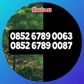 Nomor cantik kartu as telkomsel