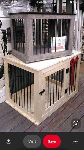 Dog pet house