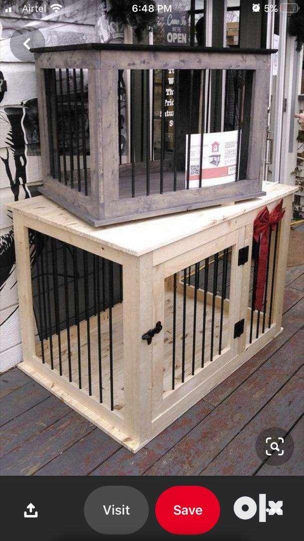 Dog pet house 0