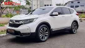 Honda CRV 1.5 Turbo Prestige AT 2018 Pjk Pnjg 1Thn Tgn1DrBr GRESS!!
