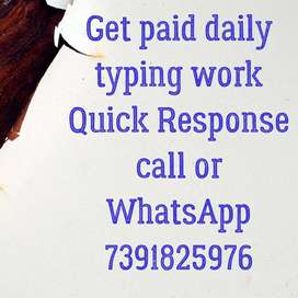 Easy and simple work for job seekers