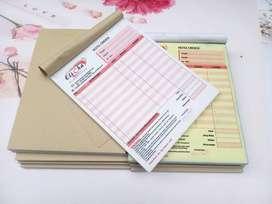 cetak nota penjualan murah dan bergaransi