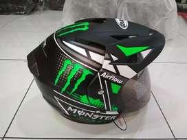 Helm SNI size M, helm monster