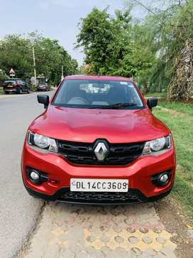Renault KWID 1.0 RXT, 2015, Petrol