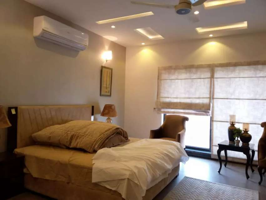 Dha Phase V 1kanal Furnished House For Daily, Weakly. Monthly basis 0