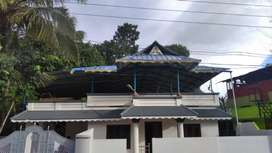 11 cent and Concrete roofed good looking house for sale ..