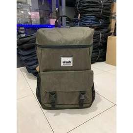 [BS] Sale Tas Airwalk Sirilus Backpack Original Pria Warna Green