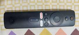 Mi Remote Control with Voice Netflix & Prime