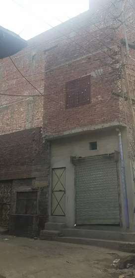 Shop at very low price for sale Gondla wala road dobanpura industrial