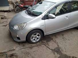 Get Toyota Aqua 2011 On Easy Installment