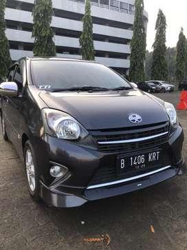 Dijual Toyota Agya TRD S 2015