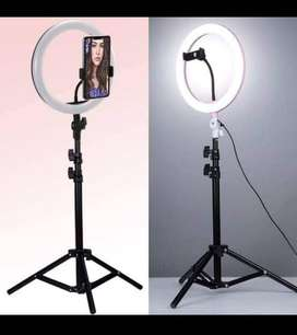 20cm,26cm ring light with tripod 3110 offer price just for 3 modes