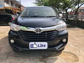 Harga Terbaik! Toyota Avanza 1.3 tipe E AT 2017 HItam Metalik