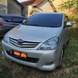 Fs : Toyota Kijang Innova AT 2009 2.0 Siap Pakai