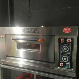 Jual gas oven getra 1 deck 1 tray rfl-11ss bergaransi resmi