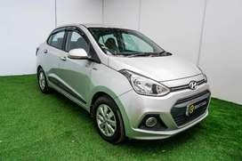 Hyundai Xcent 2014-2016 1.1 CRDi S Option, 2014, Diesel