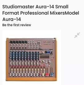 Studiomaster mixture aura 14