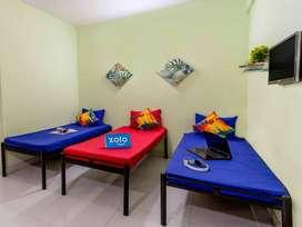 Zolo Floyd - Luxury 2 Sharing PG Accommodation for Men