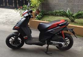 Sale Bs-4 Aprilia SR-150cc scooty only 58k.