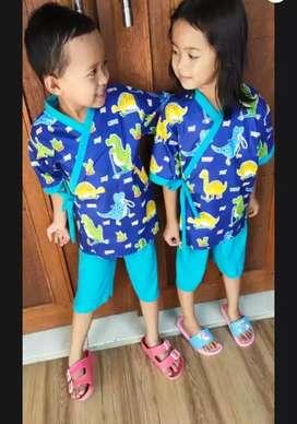 Piyama kimono anak