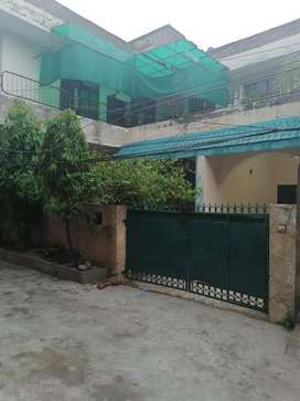 Old Malba House like plot Of 6 marla In Cavalry Ground For Sale